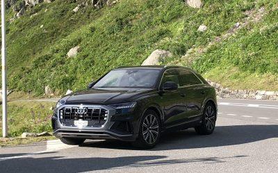 Un 8 dans la gamme des Q's d'Audi